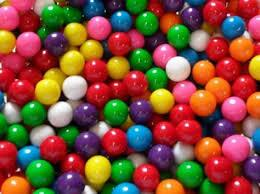 Sweet Zone Bubble gum balls (90g)