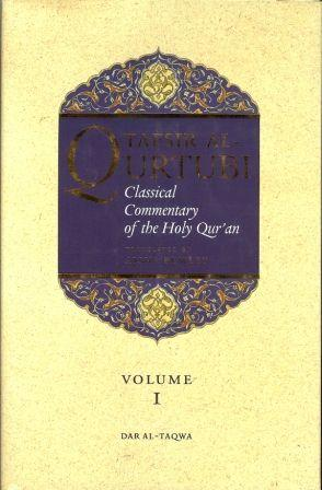Tafsir al-Qurtubi- Classical Commentary of the Holy Qur´an