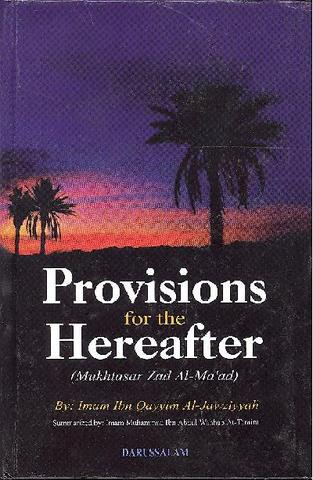 Provisions of the Hereafter
