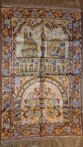 Prayer rug from Kashmir