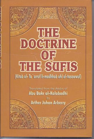 The doctrine of the sufis
