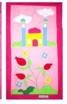 Prayer rug for children (boy)