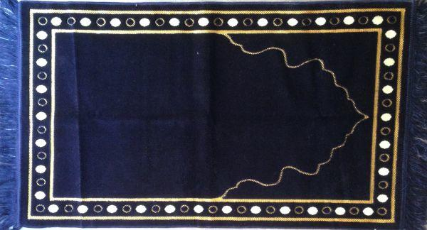 Prayer rugs with less design