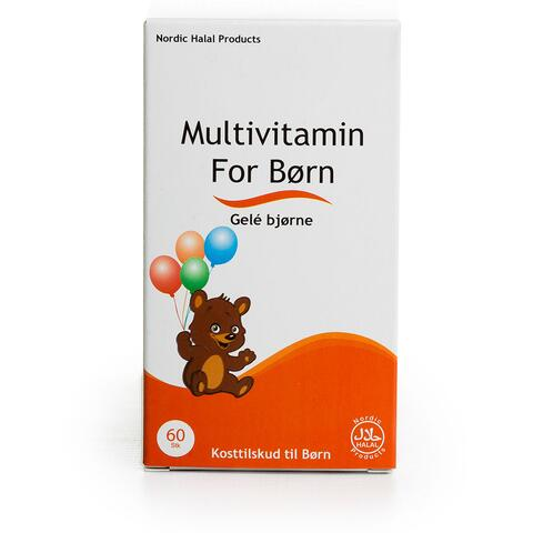 Multivitaminer for børn