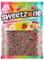 Fizzy Watermelon Bottles Sweetzone 1Kg