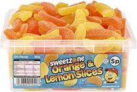 Orange & Lemon Slice Sweetzone 1Kg