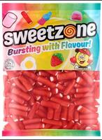 Fizzy Strawberry Pencils Sweetzone 1Kg