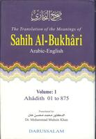 Sahih Al Bukhari- Arabic-English