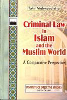 Criminal Law in Islam and the Muslim World