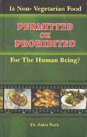 Is non-vegetarian food premitted or prohibited?